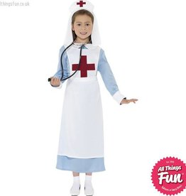 Smiffys WW1 Child's Nurse Costume