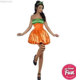 Smiffys *DISC* Pumpkin Costume Medium