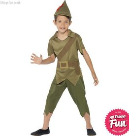 Smiffys Child's Robin Hood Costume