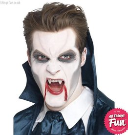 Smiffys *DISC* Vampire Fangs with Adhesive