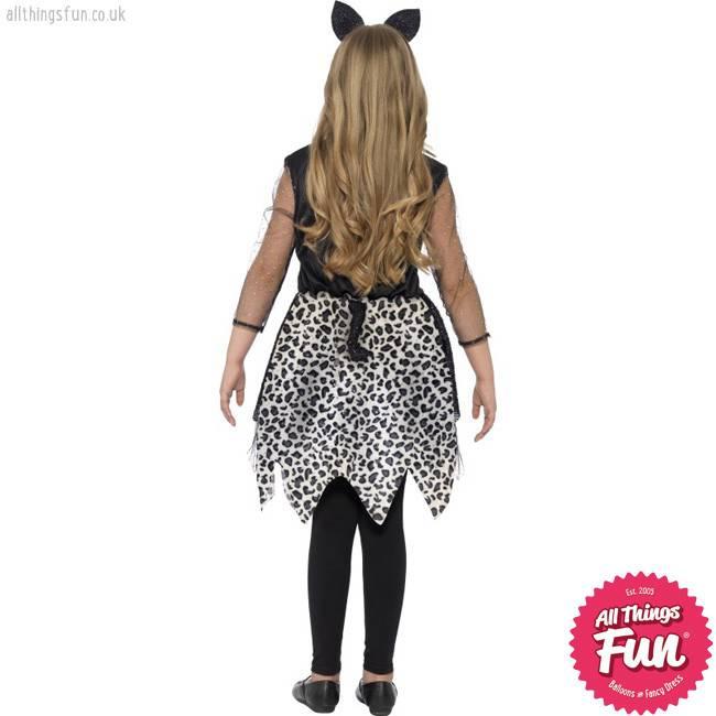 Smiffys Deluxe Midnight Cat Costume