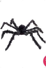 Smiffys Giant Black Hairy Spider with Light Up Eyes
