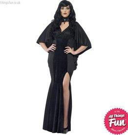 Smiffys Curves Vamp Costume