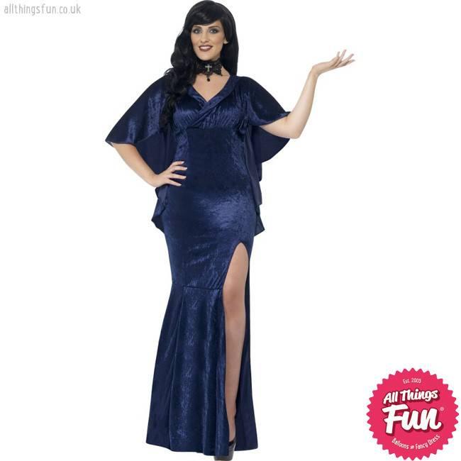 Smiffys Curves Sorceress Costume