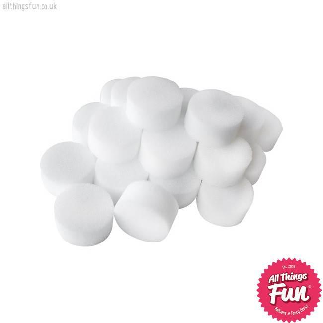 Smiffys Foam Make-Up Sponges