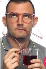 Smiffys *DISC* Drinking Straw Glasses