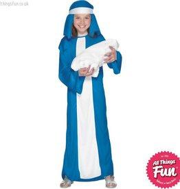 Smiffys Mary Child Costume