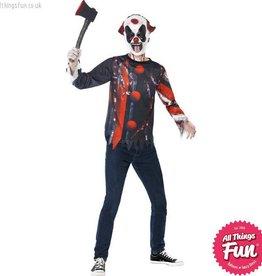 Smiffys Teen Sinister Creepy Clown Kit