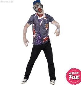 Smiffys Zombie School Boy