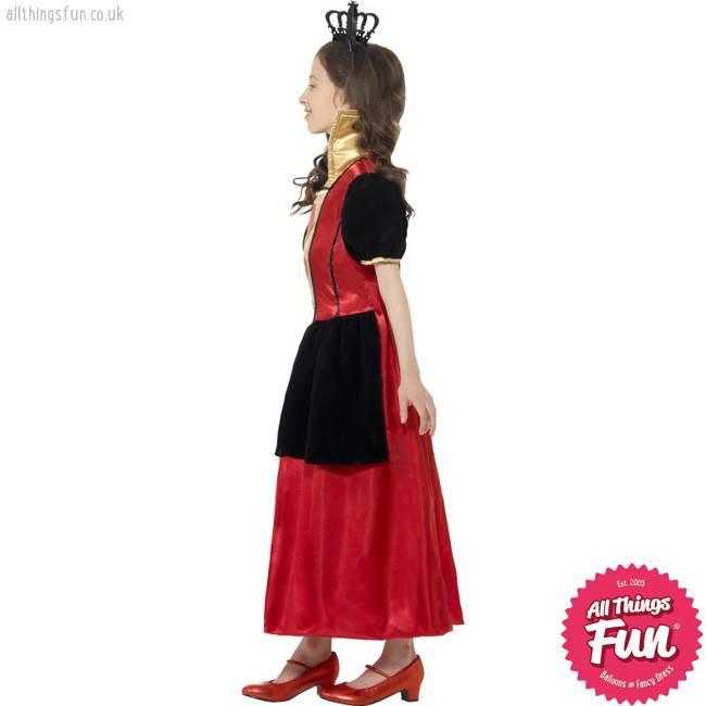 Smiffys Miss Hearts Costume