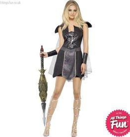 Smiffys *DISC* Fever Dark Warrior Costume
