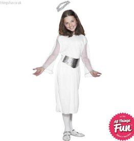 Smiffys White Angel Costume