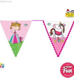 Pioneer Balloon Company Bunting - Princess
