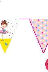 Pioneer Balloon Company Bunting - Ballerina