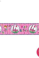 Pioneer Balloon Company Foil Banner - Age 4 Fairy