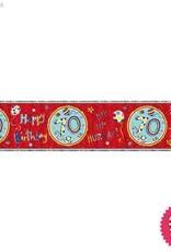 Pioneer Balloon Company Foil Banner - Age 70 Happy Birthday