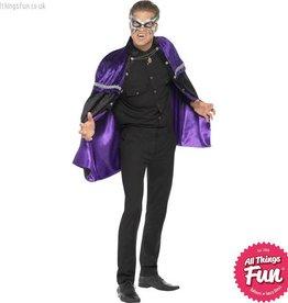 Smiffys *SP* Phantom Masquerade Vampire Cape