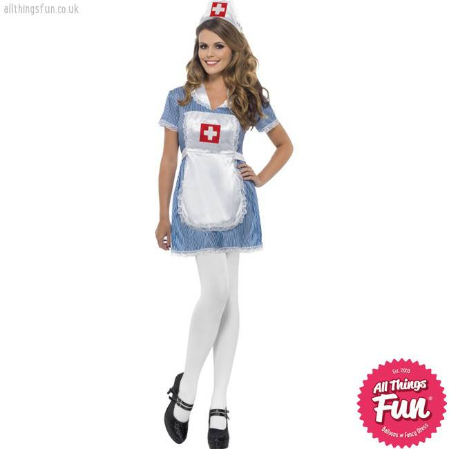 Smiffys Nurse Naughty Costume