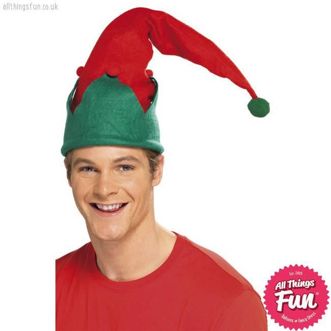 Smiffys Elf Hat