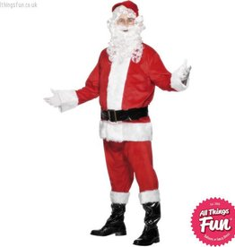Smiffys *Star Buy* Santa Costume & Beard