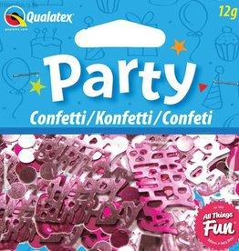Pioneer Balloon Company Confetti - Happy Birthday Pink