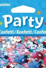 Pioneer Balloon Company Confetti - Age 30 Multi-Coloured Birthday