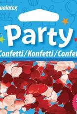Pioneer Balloon Company Confetti - Red Hearts