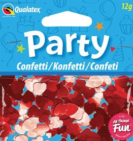 Pioneer Balloon Company Confetti - Red Hearts