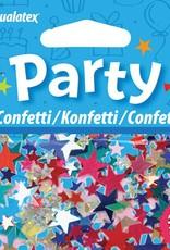 Pioneer Balloon Company Confetti - Multi-Coloured Stars