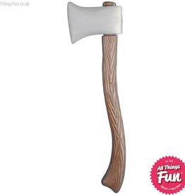 Smiffys Wood Effect Axe
