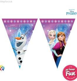 Procos NS Disney Frozen - Banner - Triangle Flag (9)