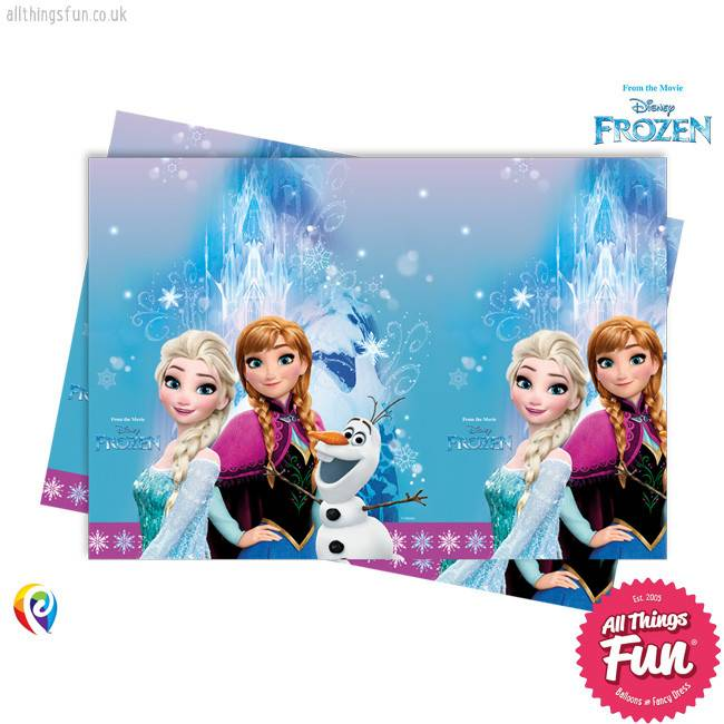 Procos Disney Frozen - Party Table Cover 1Ct