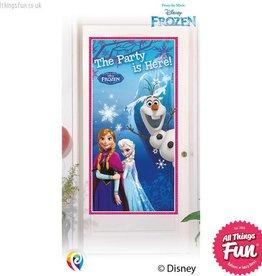 Procos *DISC* Disney Frozen - Door Banner 1Ct