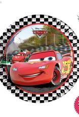 Procos *DISC* Disney Cars - Party Paper Plates 8Ct