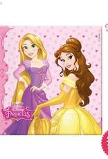 Procos Disney Princess - Party Napkins 20Ct