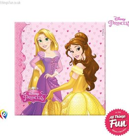 Procos Disney Princess - Party Napkins 20Ct