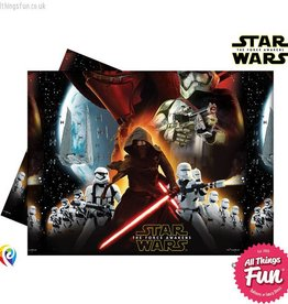 Procos *DISC* Star Wars The Force Awakens - Party Table Cover 1Ct