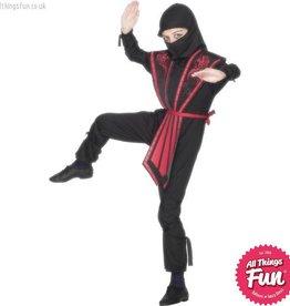 Smiffys Ninja Costume, Child