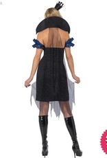 Smiffys Fever Evil Queen Costume Extra Small
