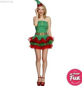 Smiffys Fever Elf Costume