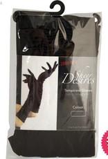 Smiffys Black Long Temptress Gloves