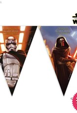 Procos *DISC* Star Wars The Force Awakens - Banner - Triangle Flag (9)