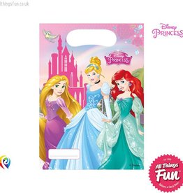 Procos Disney Princess - Party Bags 6Ct