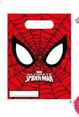 Procos *DISC* Ultimate Spiderman - Party Bags 6Ct