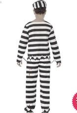 Smiffys Child's Zombie Convict Costume