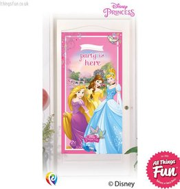 Procos *DISC* Disney Princess - Door Banner 1Ct