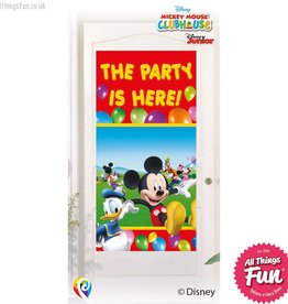 Procos *DISC* Playful Mickey - Door Banner 1Ct