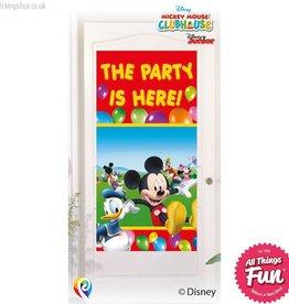 Procos Playful Mickey - Door Banner 1Ct