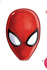 Procos Marvel's Spiderman - Party Masks 6Ct