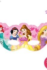 Procos Disney Princess - Party Masks 6Ct